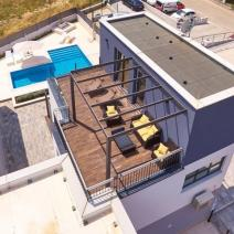 Fantastic new modern villa with pool just 250-300 meters from the sea in Pula suburb - pic 2