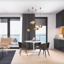Kantrida, new apartments in Opatija - pic 5