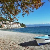 erste Reihe Villa Kroatien