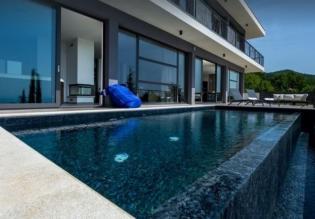 Amazing modern design villa CAVALCANTI in Ičići you will never forget