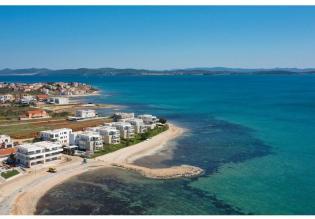 Perla Adriatica Residence - seafront complex in Sukosan