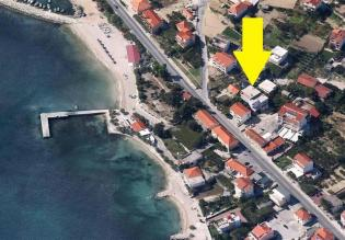 Newly built apart-house in Podstrana, 100 meters from the sea