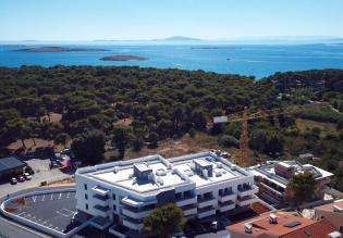 New quality seafront apartments in the area of Medulin