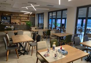 Newly built design hotel in Novi Vinodolski