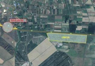 Spacious land plot for sale in Ivanićgrad near Zagreb